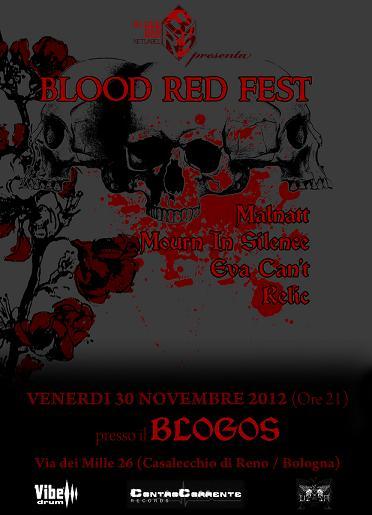 BloodRedFest2012_Locandina