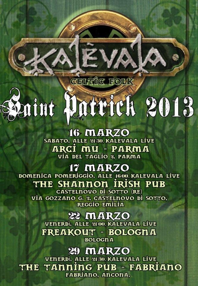 Kalevala-S.Patrick's 2