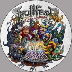 Trollfest Picture Disc