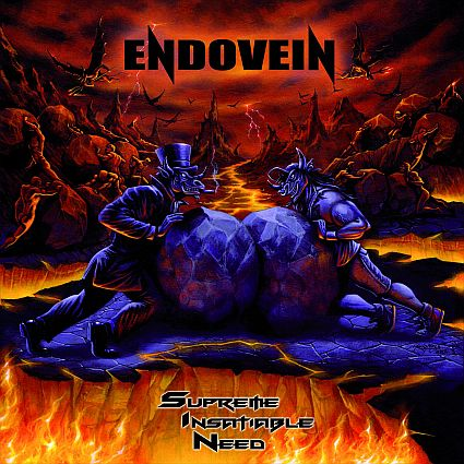 cover ENDOVEIN