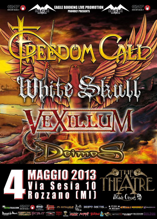 Freedom Call promo web