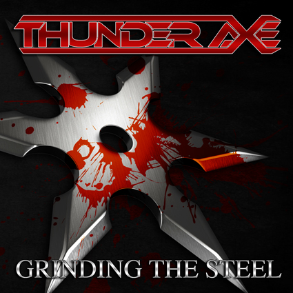 cover THUNDER AXE