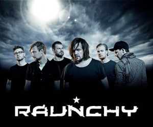raunchy2012band