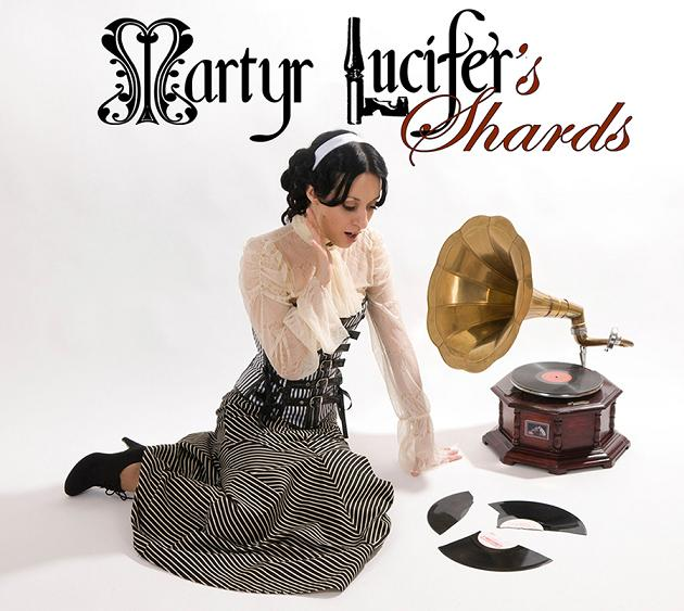 Martyr Lucifer's Shards (frontcover)