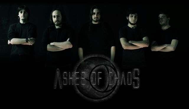 ashes of chaos - web