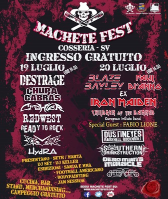 Machete Fest 2013