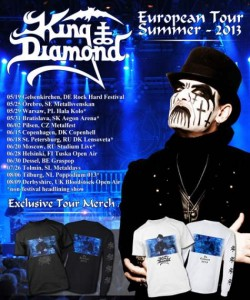 kingdiamondsummer2013