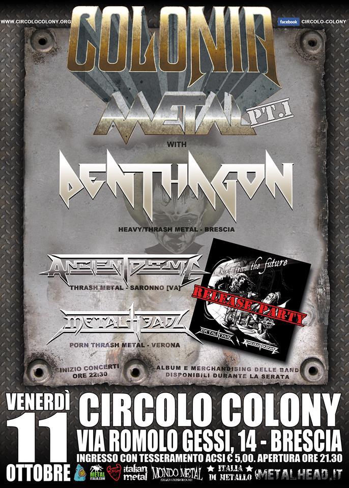 Colonia Metal