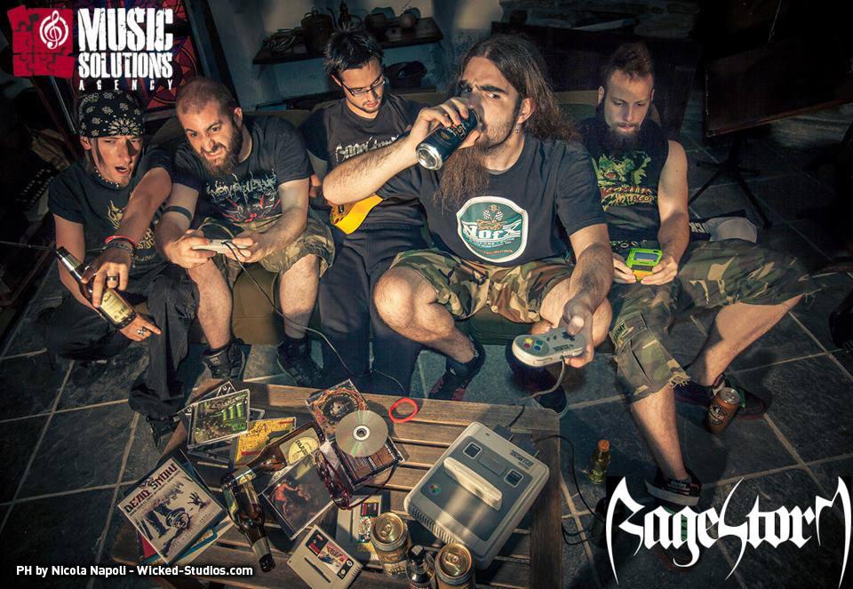 Ragestorm (Music Solutions Agency)