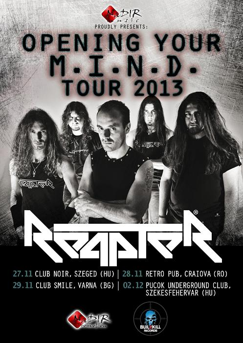 Reapter_tour