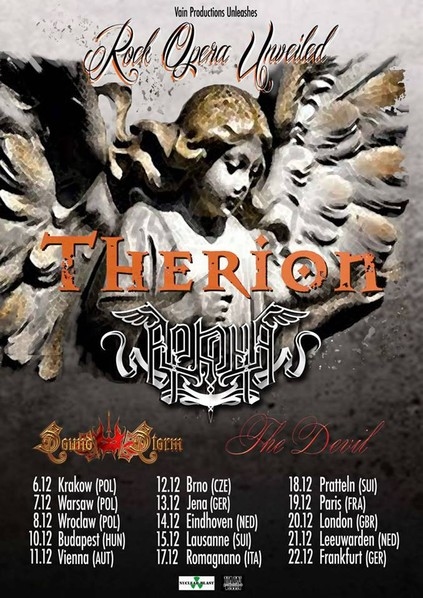 Therion-Tour-2013