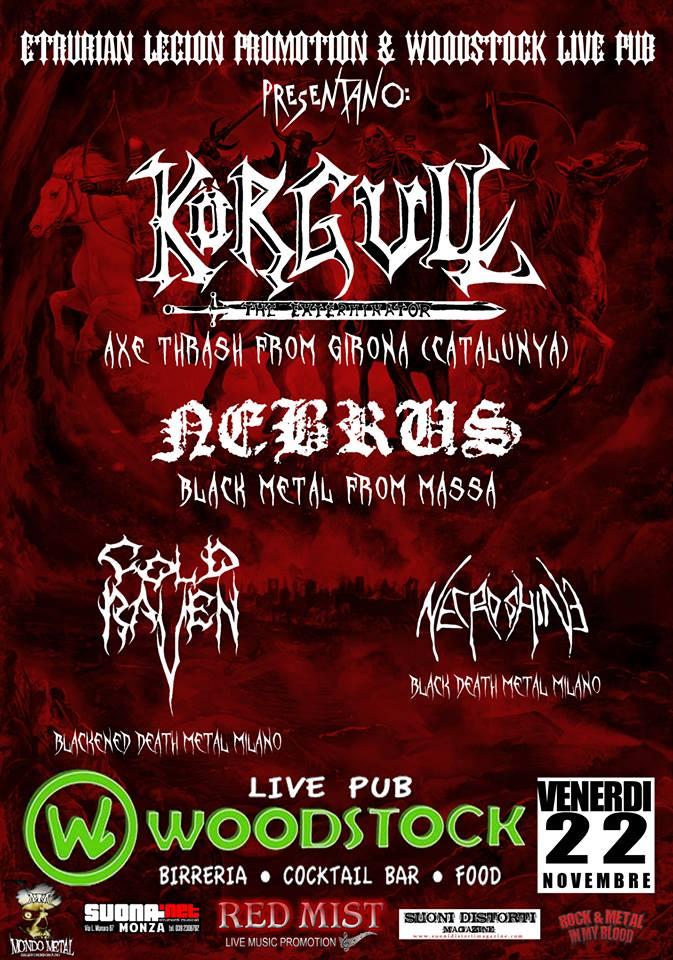 korgull - woodstock -22-11-2013