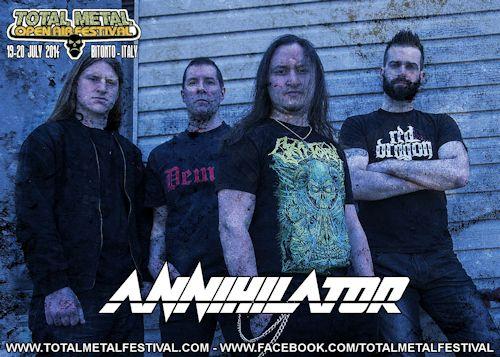 total metal festival