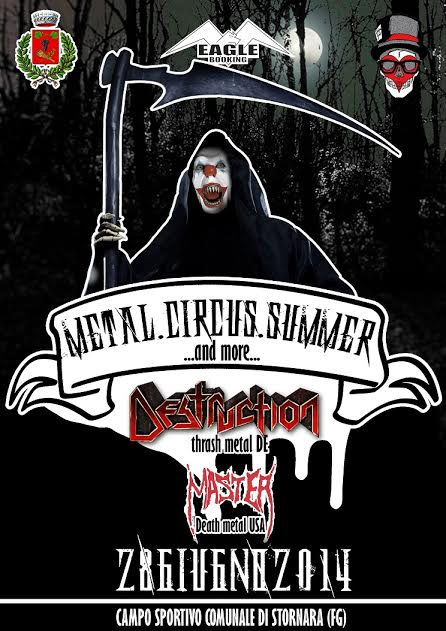 Metal Circus Summer