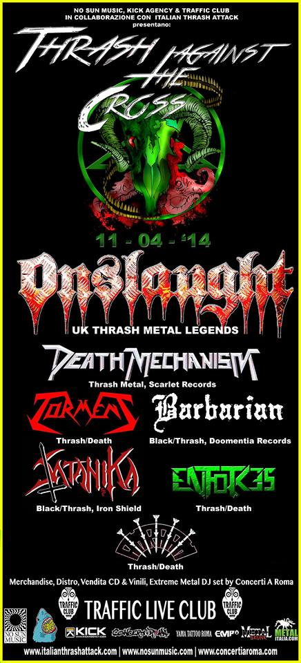 Onslaught Roma