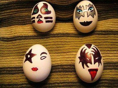 kiss egg