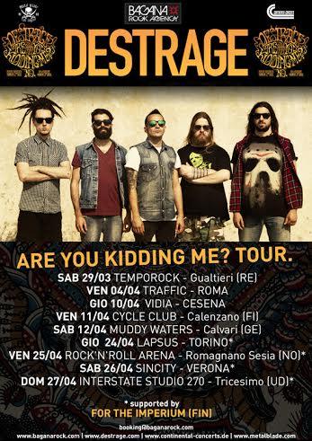 Destrage-Tour-2014