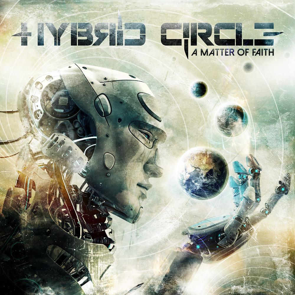 Hybrid Circle artwork