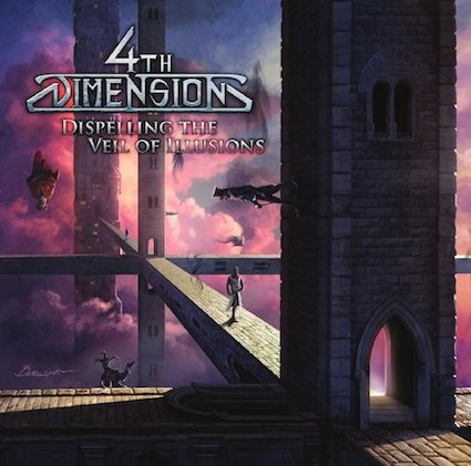 4th dimension cover