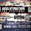 Agglutination Fest : il bill completo del ventennale