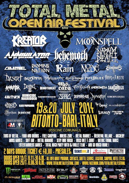 Total Metal Festival finale
