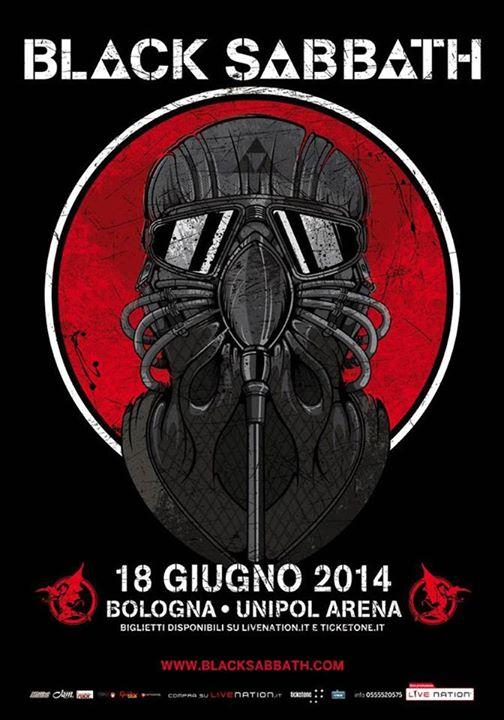 Black Sabbath Bologna