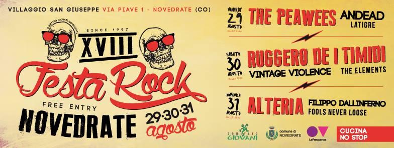 Festa Rock Novedrate