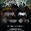 Suffocation : il 4 agosto al Rock Planet (RA)
