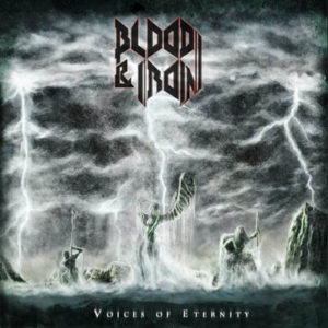 Cover BLOOD AND IRON - Voices Of Eternity 400