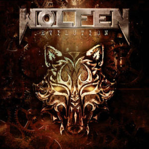 Wolfen Evilution Cover 400