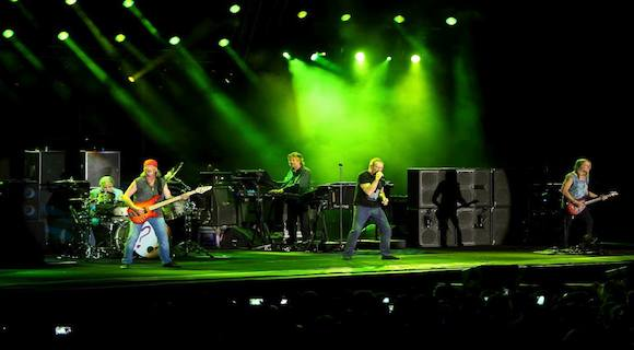 Deep Purple tour 2015 Italia