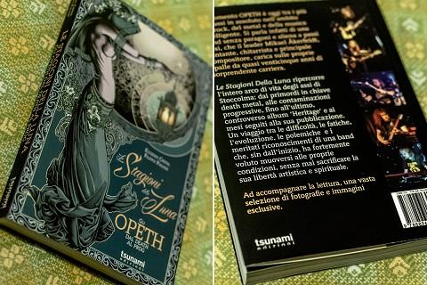 Opeth libro Tsunami 2