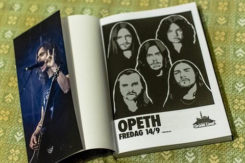 Opeth libro Tsunami 3