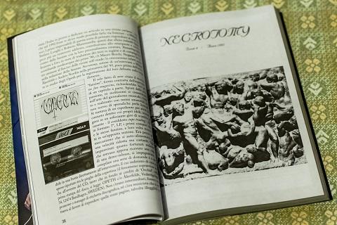 Opeth libro Tsunami 5