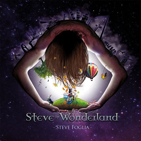 Steve In Wonderland