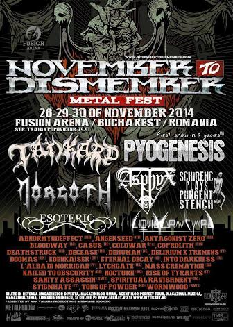 November To Dismember