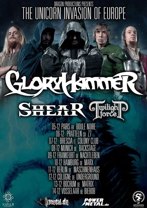Gloryhammer Colony
