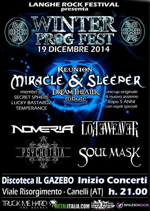 Winter Prog Fest