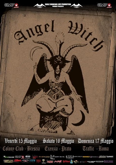 Angel Witch 2015 promo web