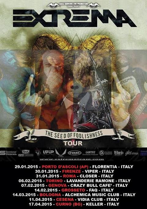 Extrema tour 2015 promo web