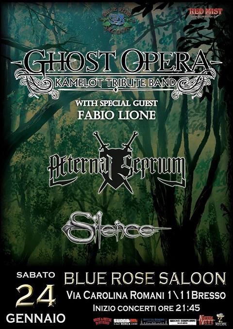 Ghost Opera Bresso Lione