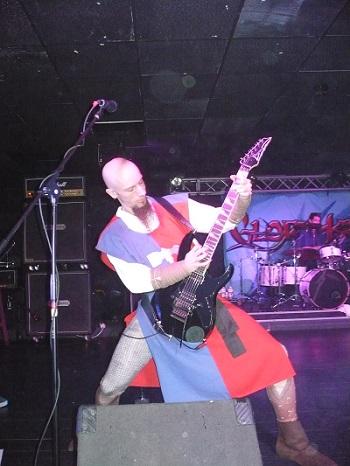 Gloryhammer 9 singola