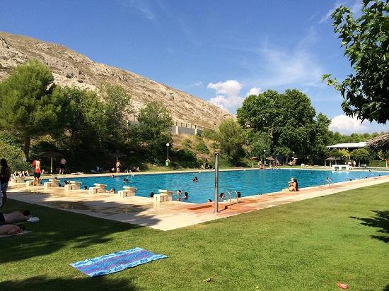 Leyendas Del Rock_piscina