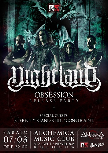 Nightland release party