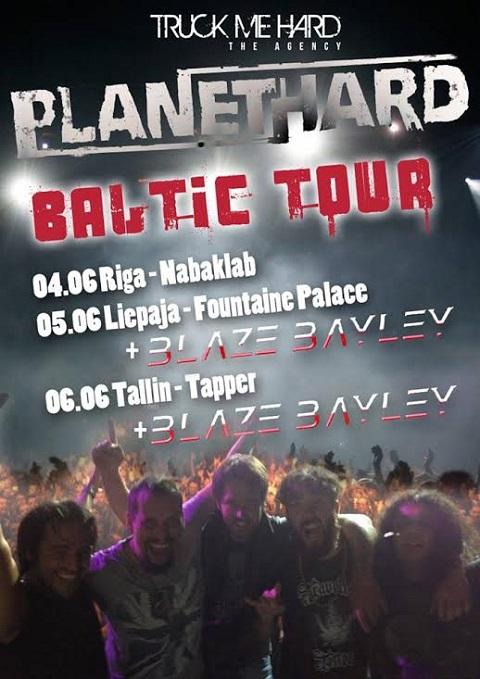 Planethard Baltic Tour