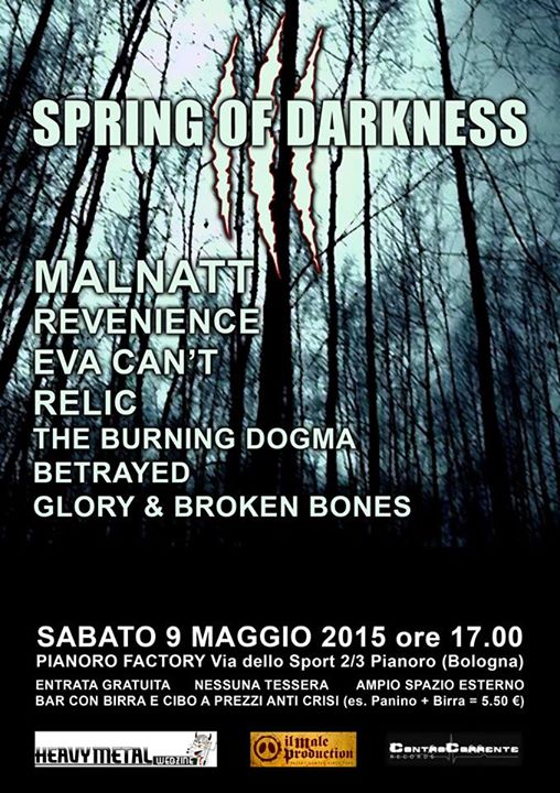 Spring Of Darkness