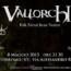 Valllorch : live a Vicenza con i Kanseil