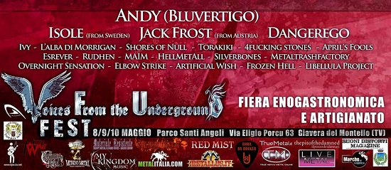 Voices From The Underground Fest