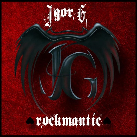JGOR G Rockmantic Album Cover Art