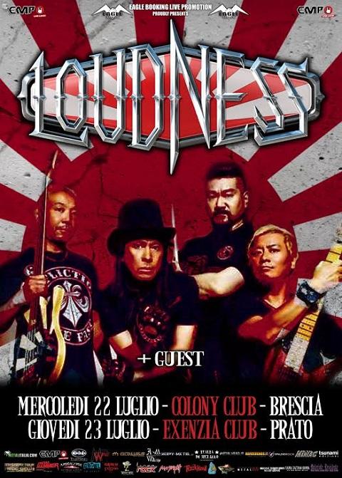 Loudness promo web ret